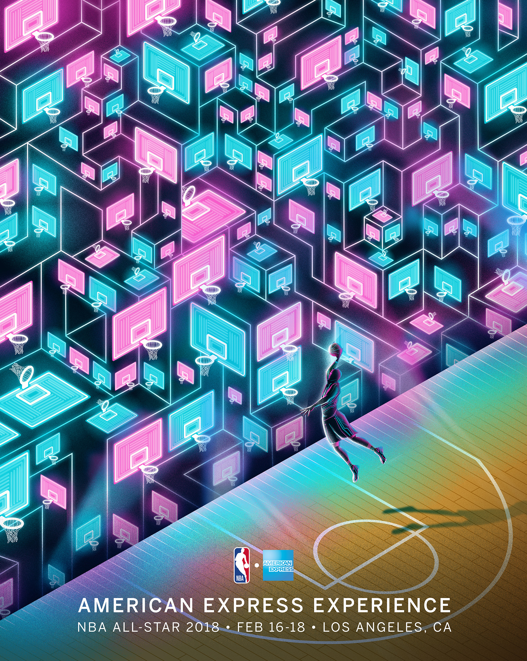 Basketball Experience Posters