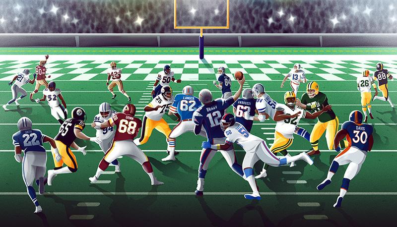 Super Bowl Dream Team