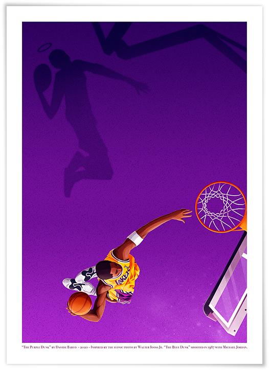 The Purple Dunk